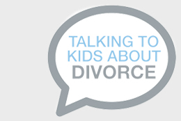 talking to kids about divorce